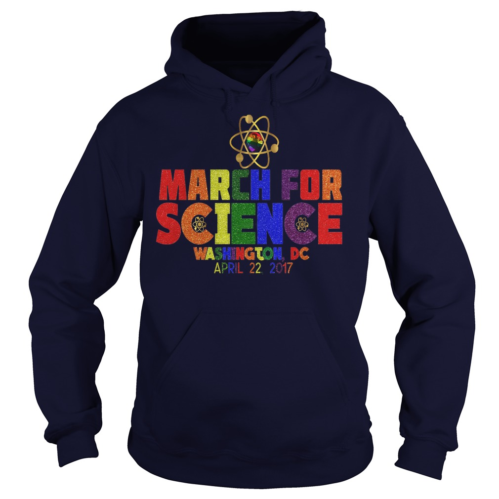 March For Science Earth Day April Washington DC Hoodie