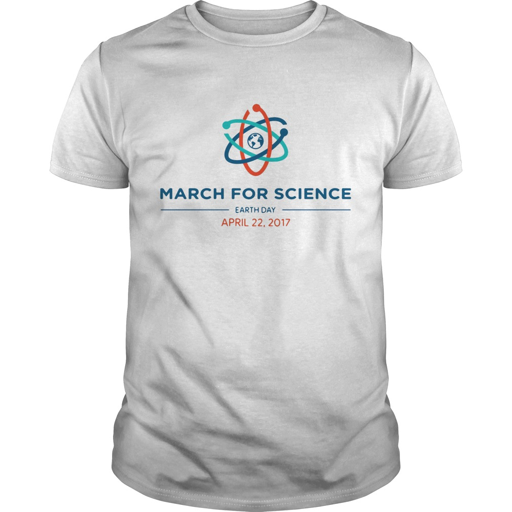 March For Science lovely guys tee