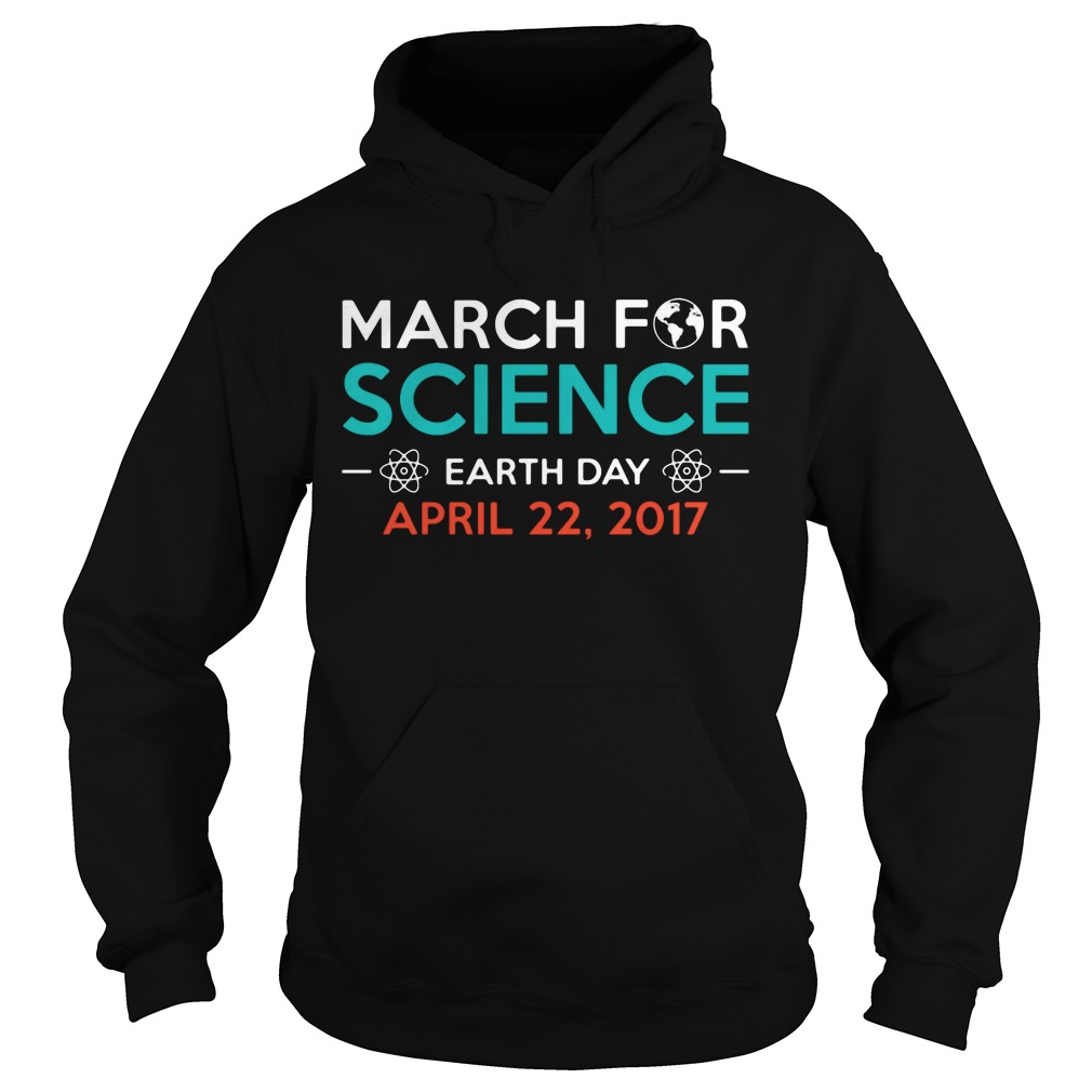 March For Science Washington DC 2017 Cool Hoodie