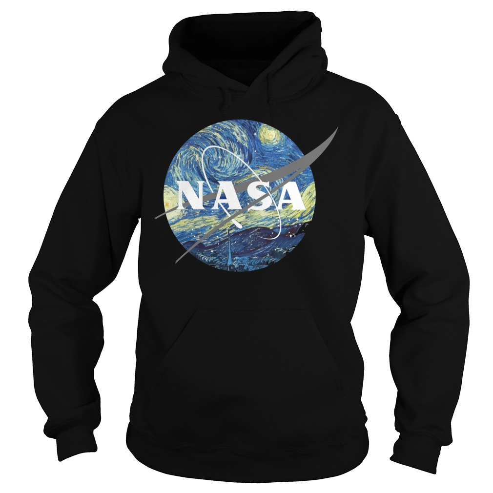 Nasa Earth Day Hoodie