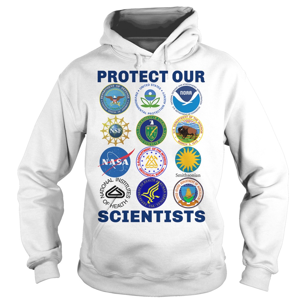 Protect Our Scientists Hoodie