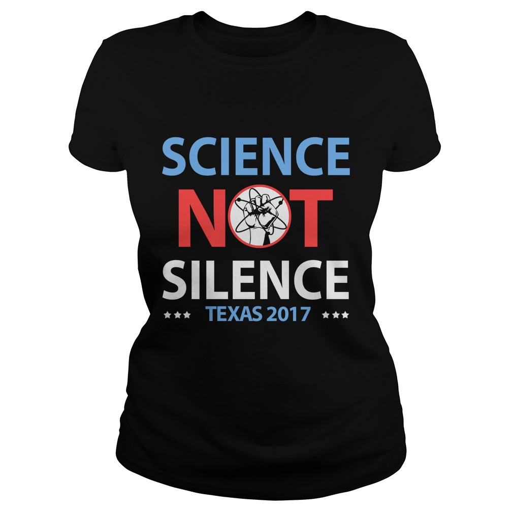 science march texas ladies tee