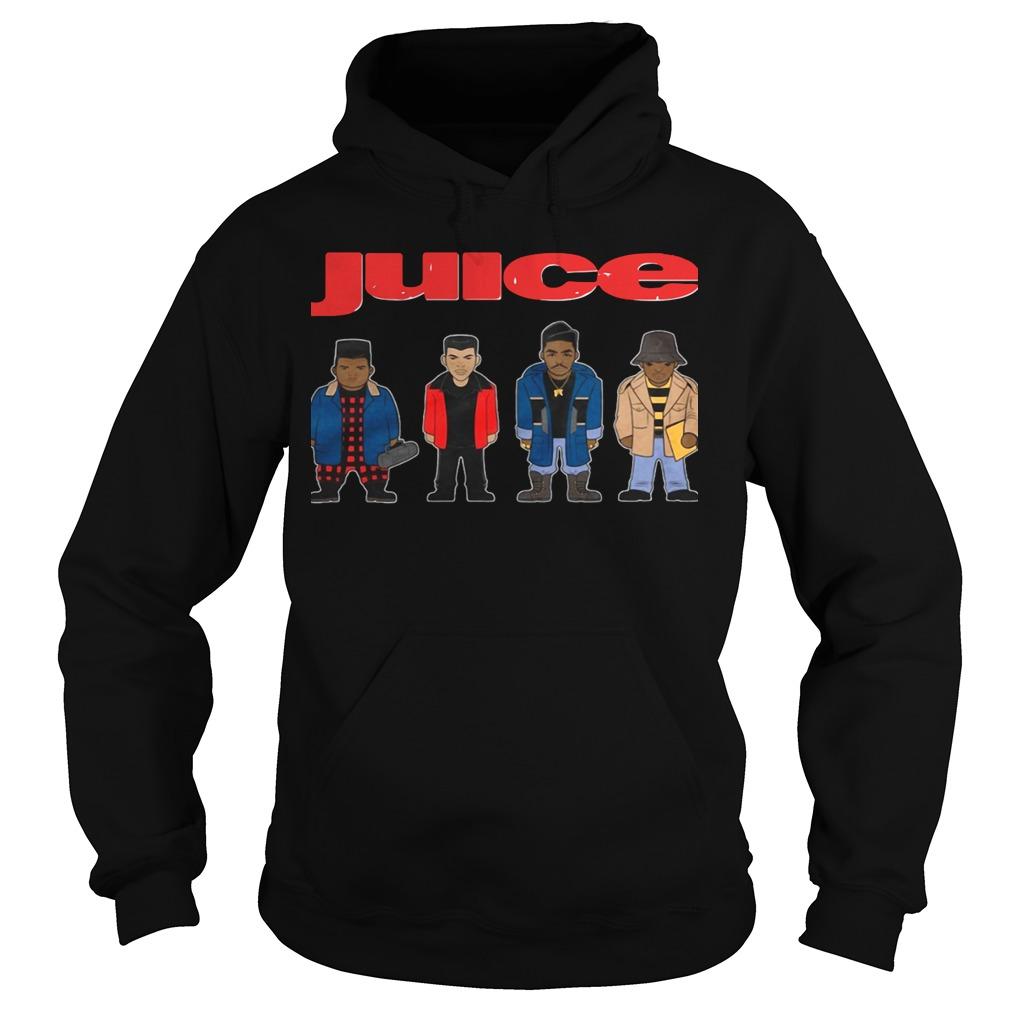 Juice Movie Crew Hoodie
