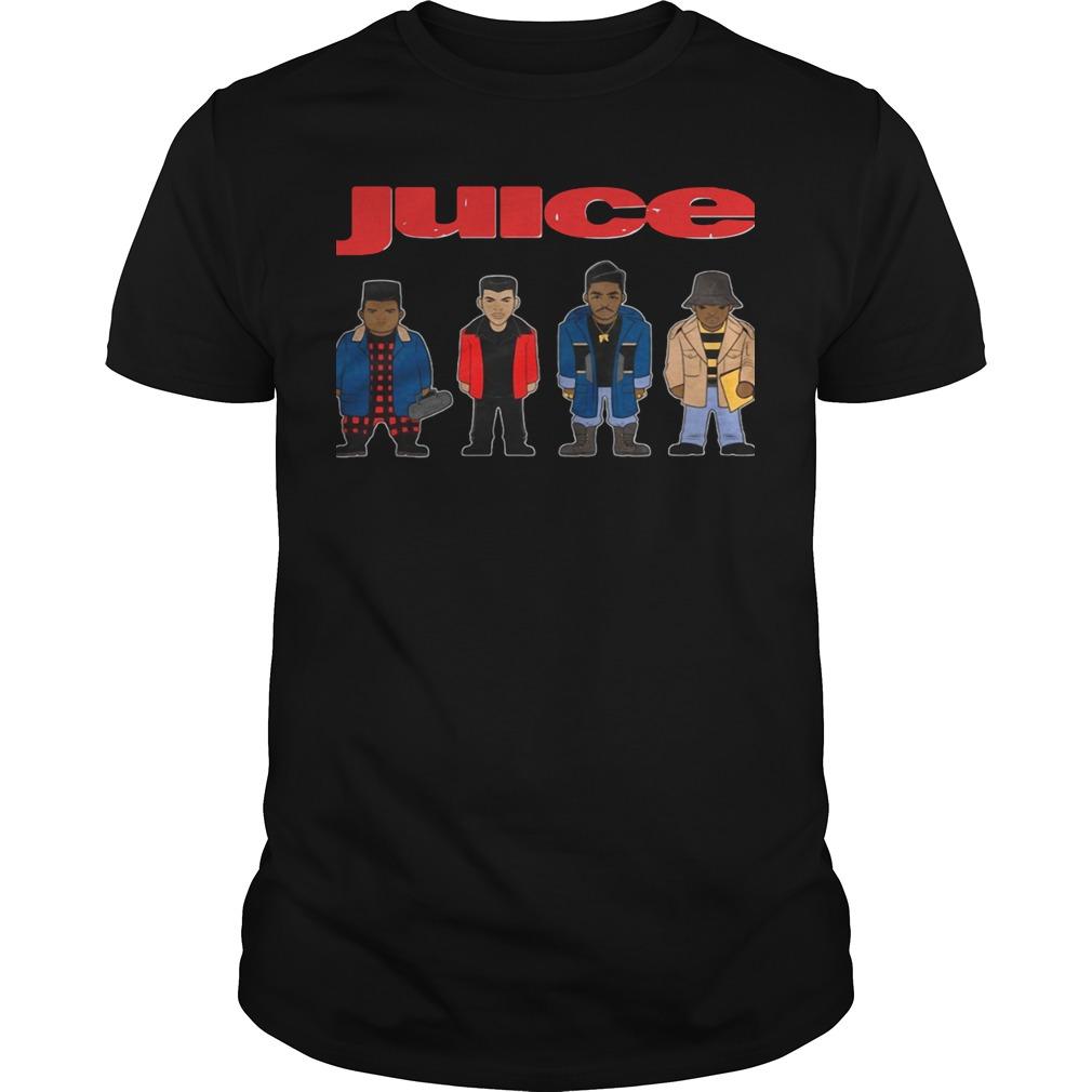 Juice Movie Crew shirt