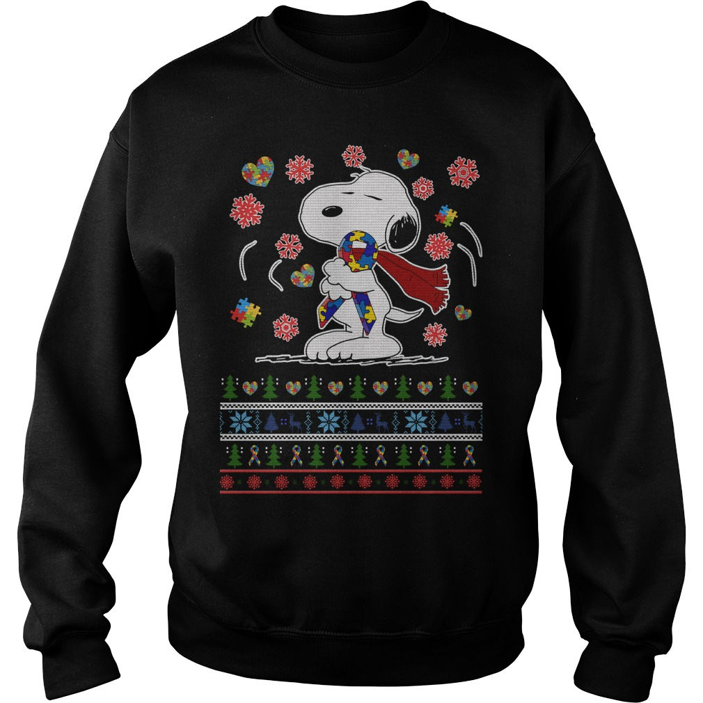 Autism Christmas sweater