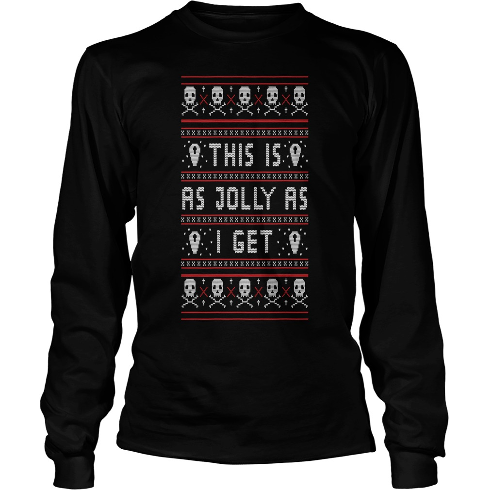 Emo Goth Ugly Christmas Sweater Products from sciencemarchshirts ...