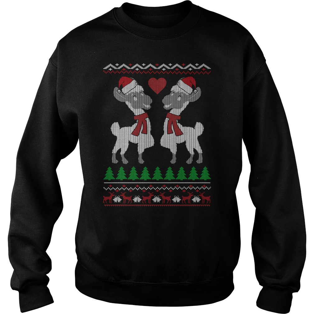 Big Sparkle Unicorn Ugly Christmas sweater