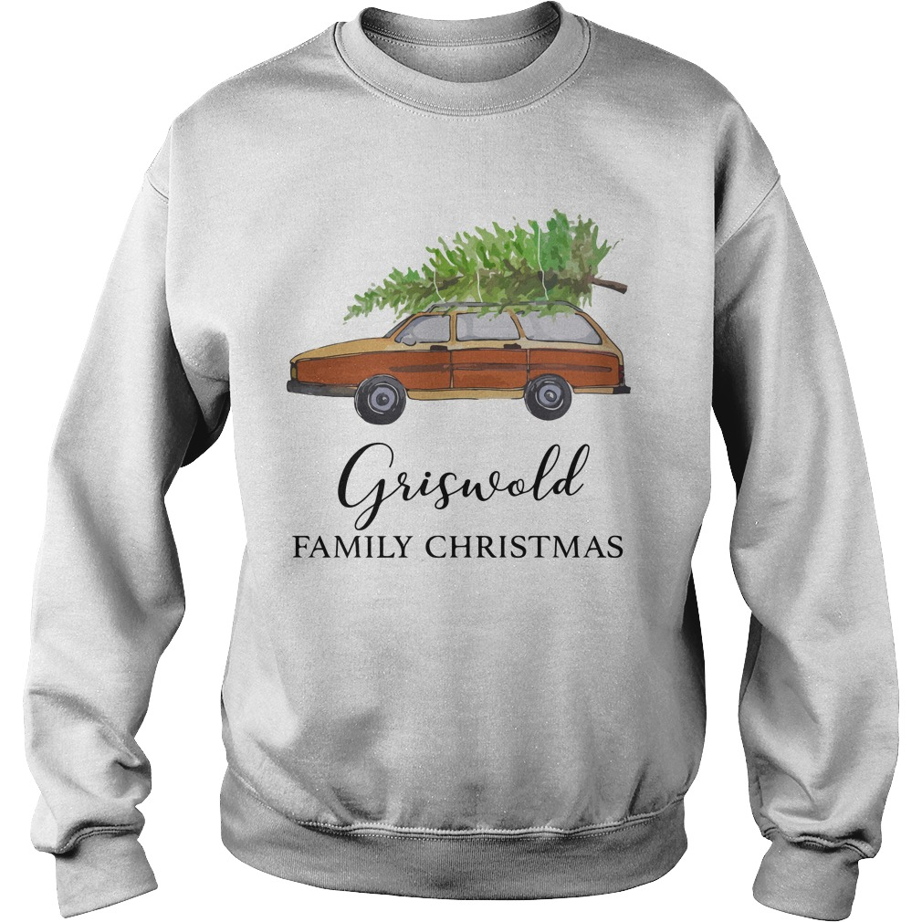 Christmas vacation Griswold family Christmas sweater