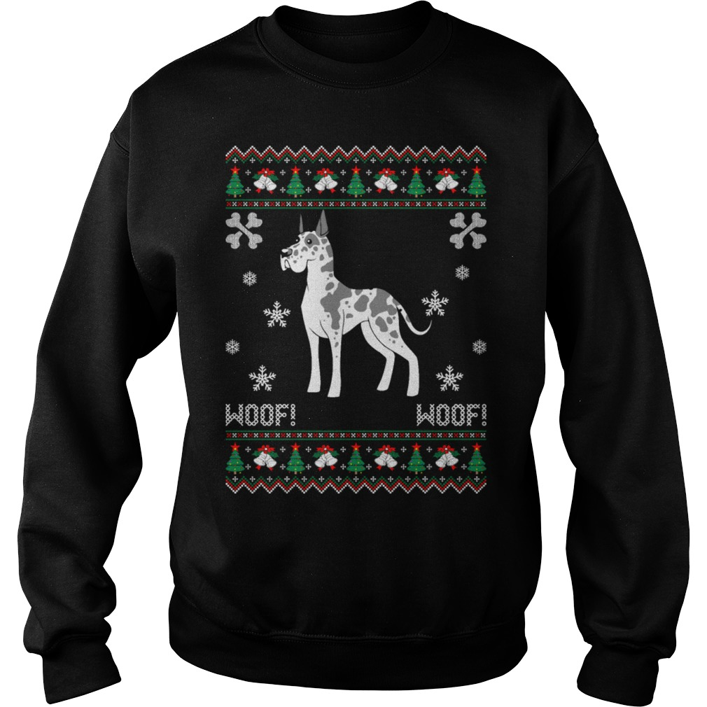 Great Dane Ugly Christmas sweater