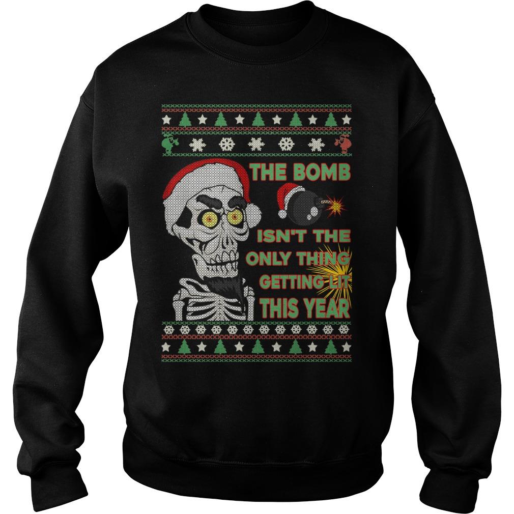 Jingle Bombs Christmas Ugly sweater
