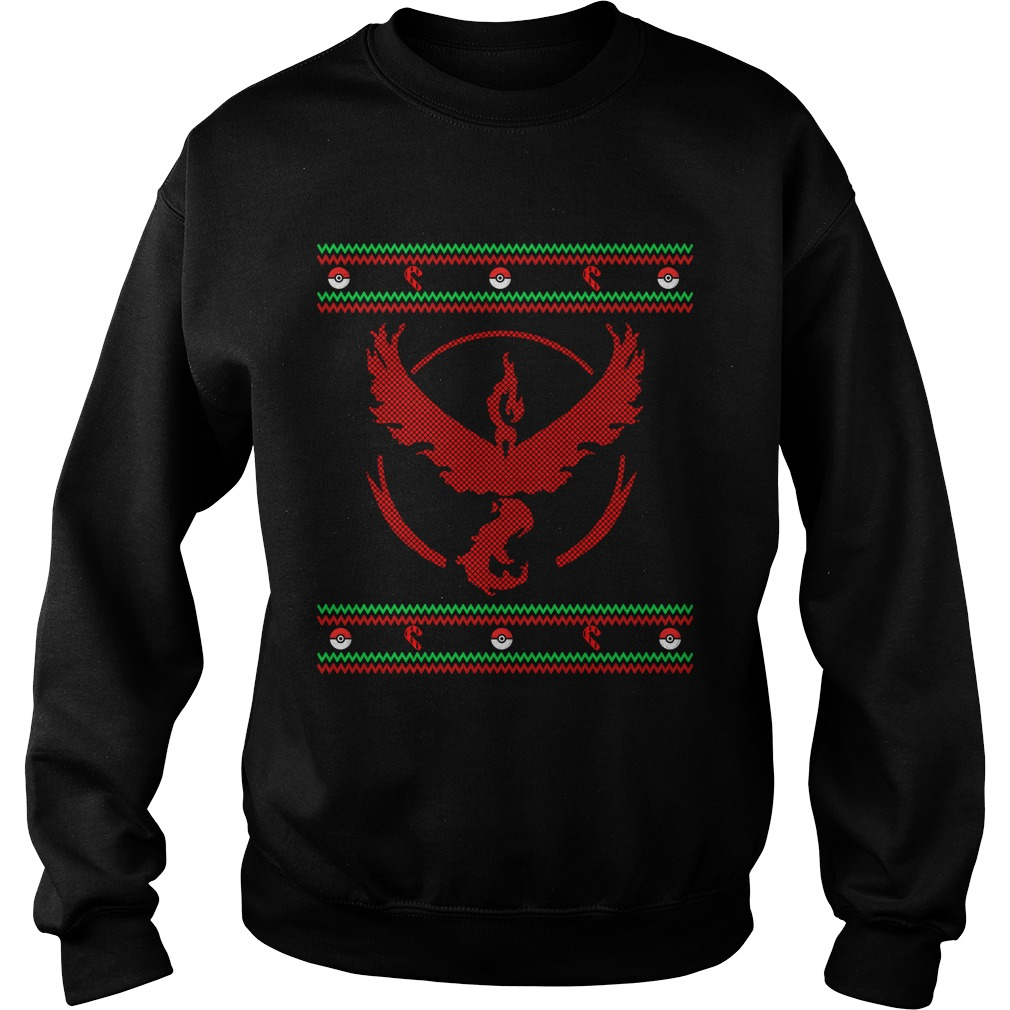 Team Valor Shirt Ugly sweater
