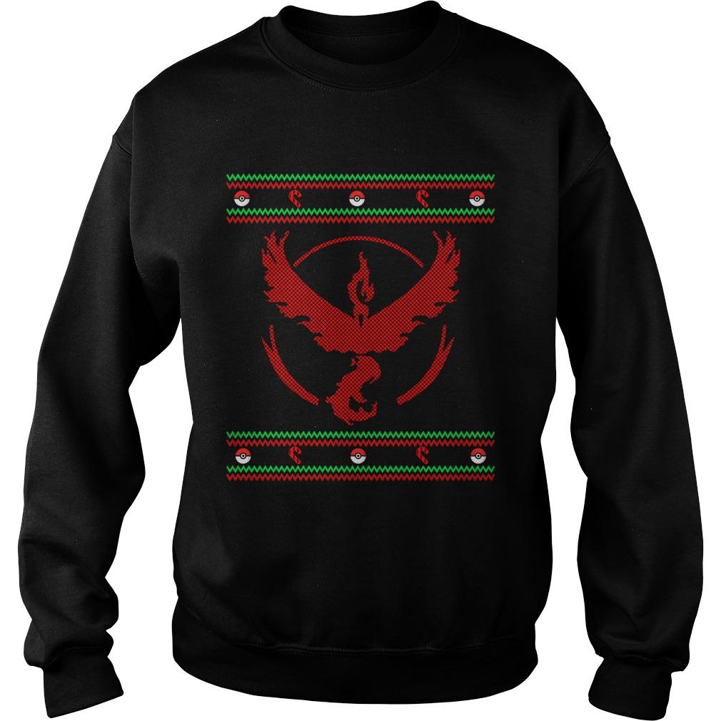 Team Valor Shirt Ugly sweater