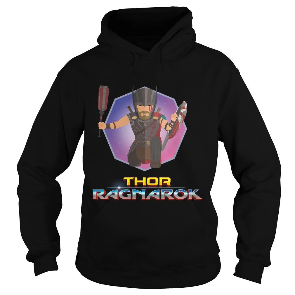 Thor ragnarok Hoodie