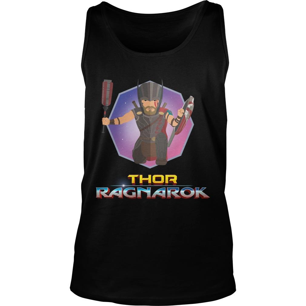 Thor ragnarok Tank top
