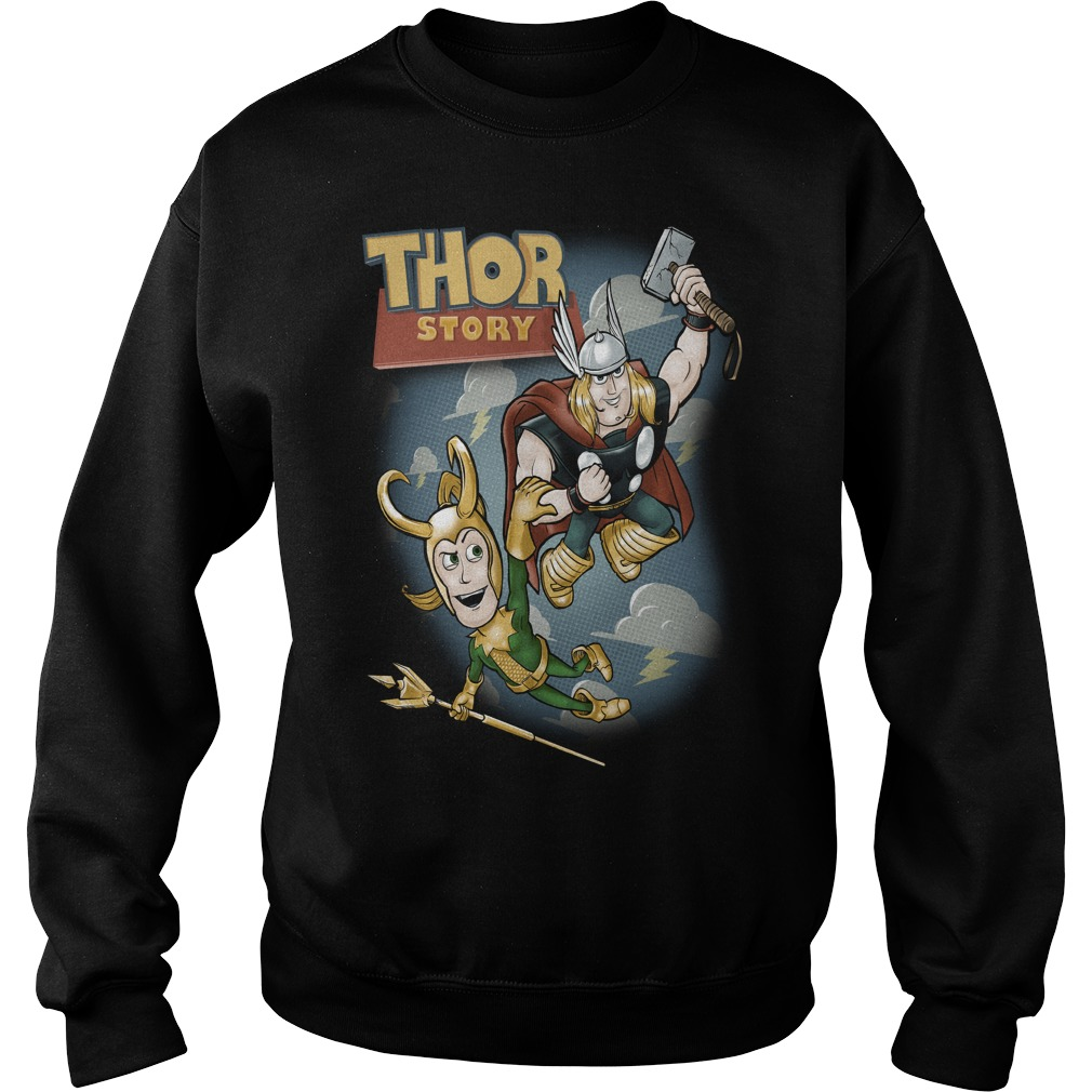 Thor Story Sweater