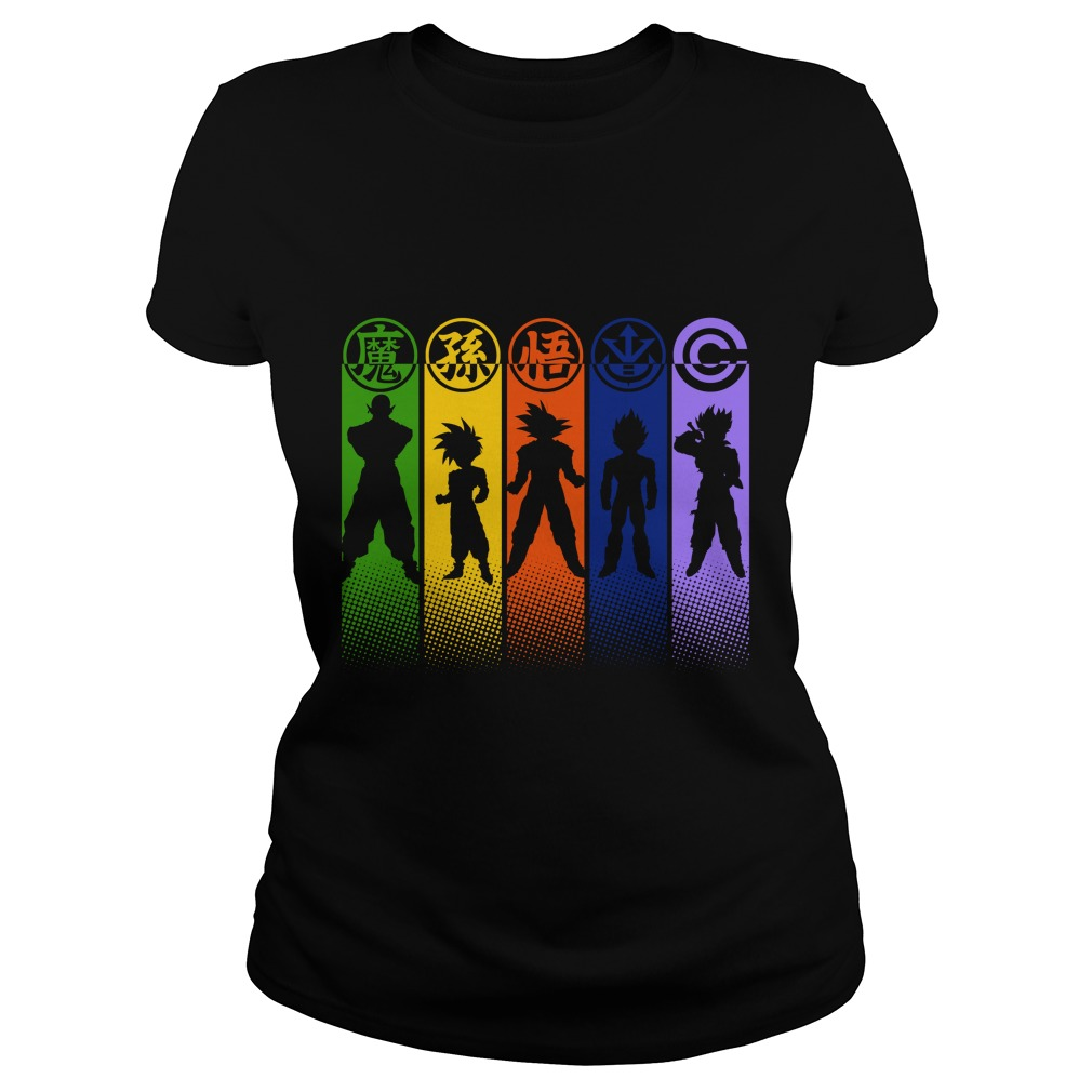 Z Warriors Ladies tee