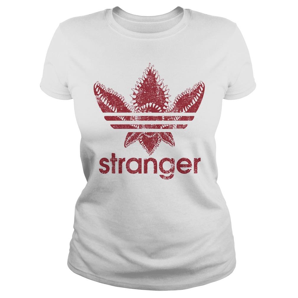 Adidas Demogorgon Stranger Ladies tee