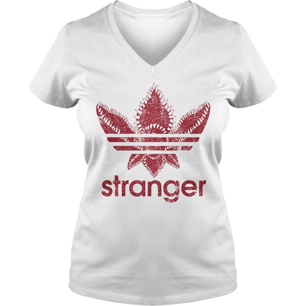 Adidas Demogorgon Stranger V-neck t-shirt