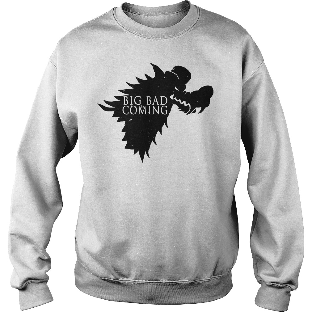 The big bad Wolf is coming Game of Thrones Sweater