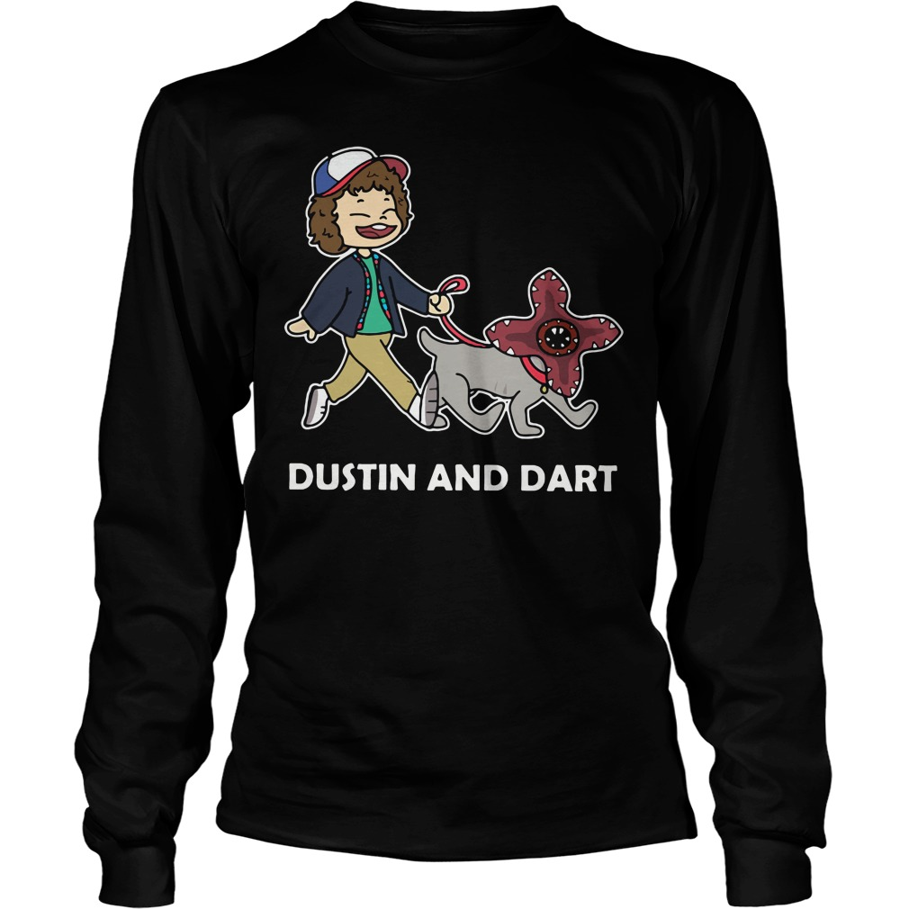 Dustin and Dart Long Sleeve