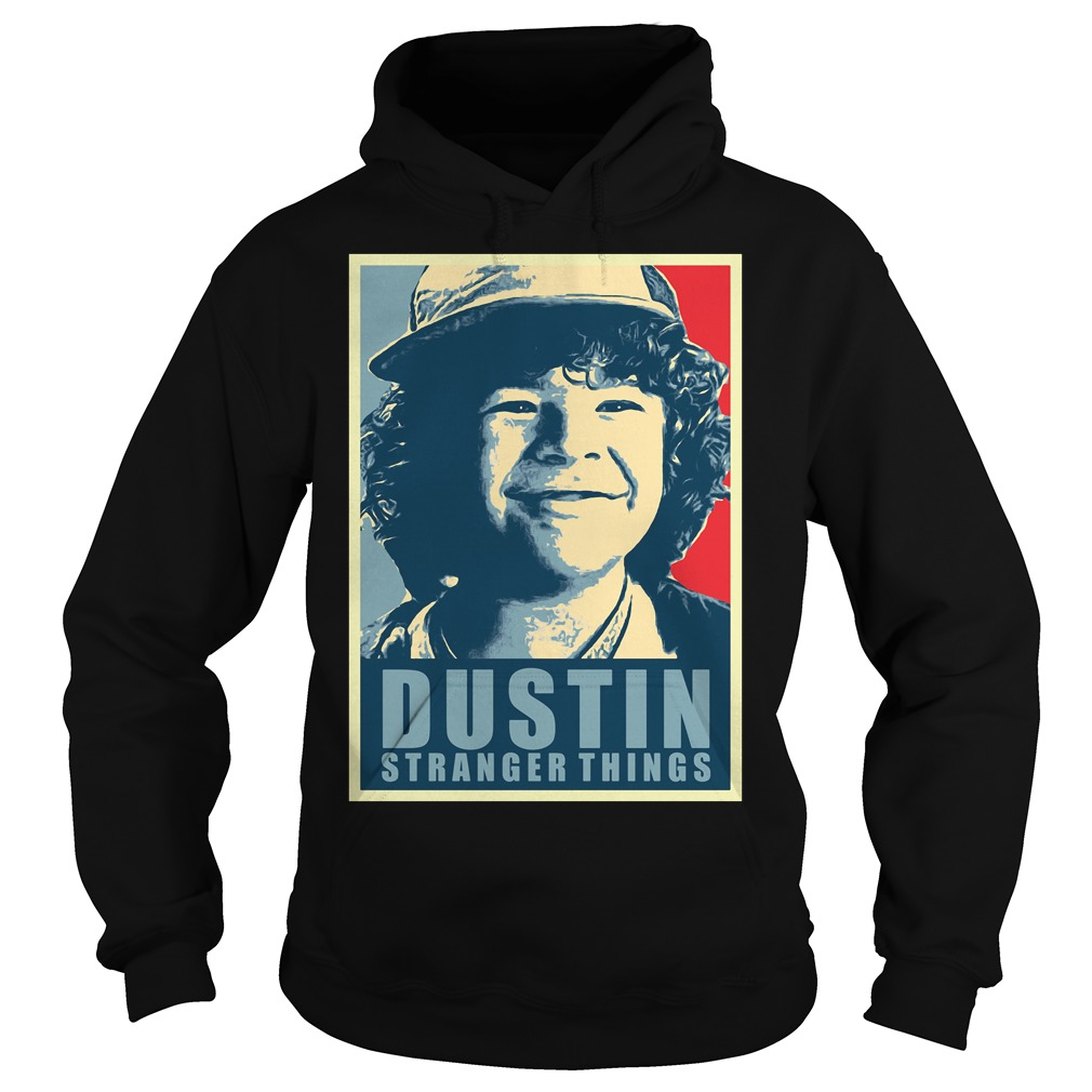 Dustin Stranger Things hoodie
