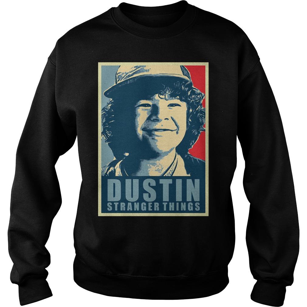 Dustin Stranger Things Sweater