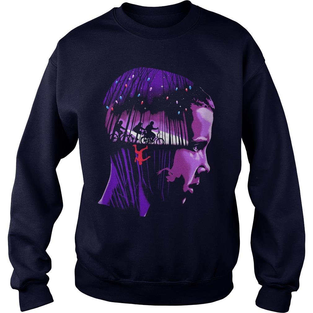 Eleven Stranger Things Sweater