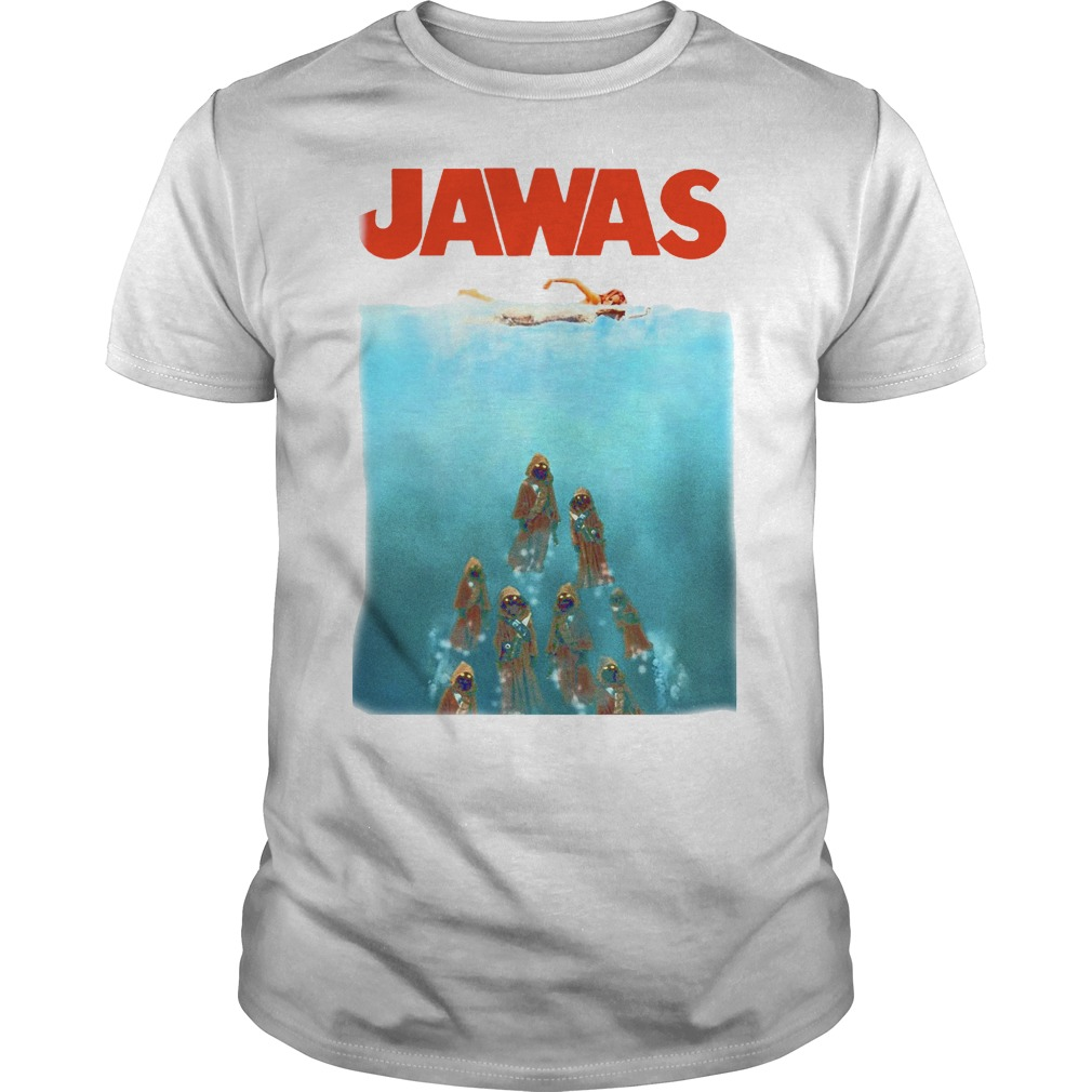 Funny Star Wars jawas shirt