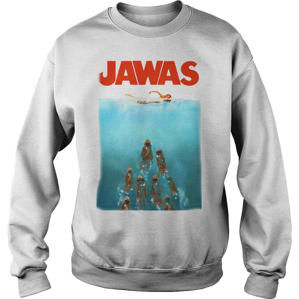 Funny Star Wars jawas Sweater