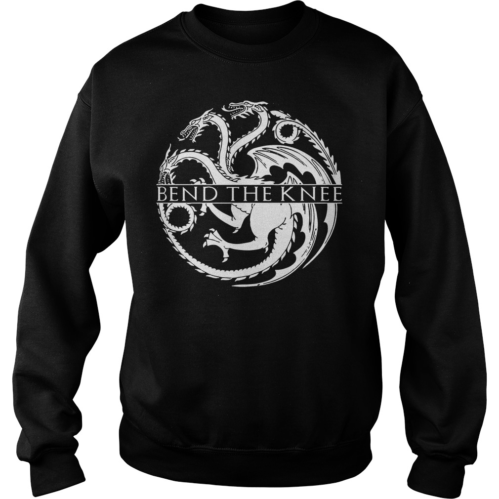 Game Of Thrones: Bend the knee Sweater