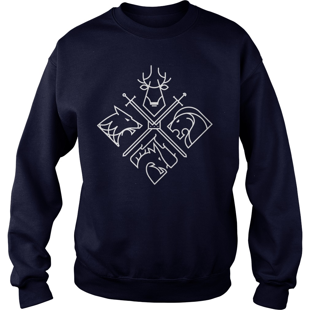 Game of Thrones Houses Sweater