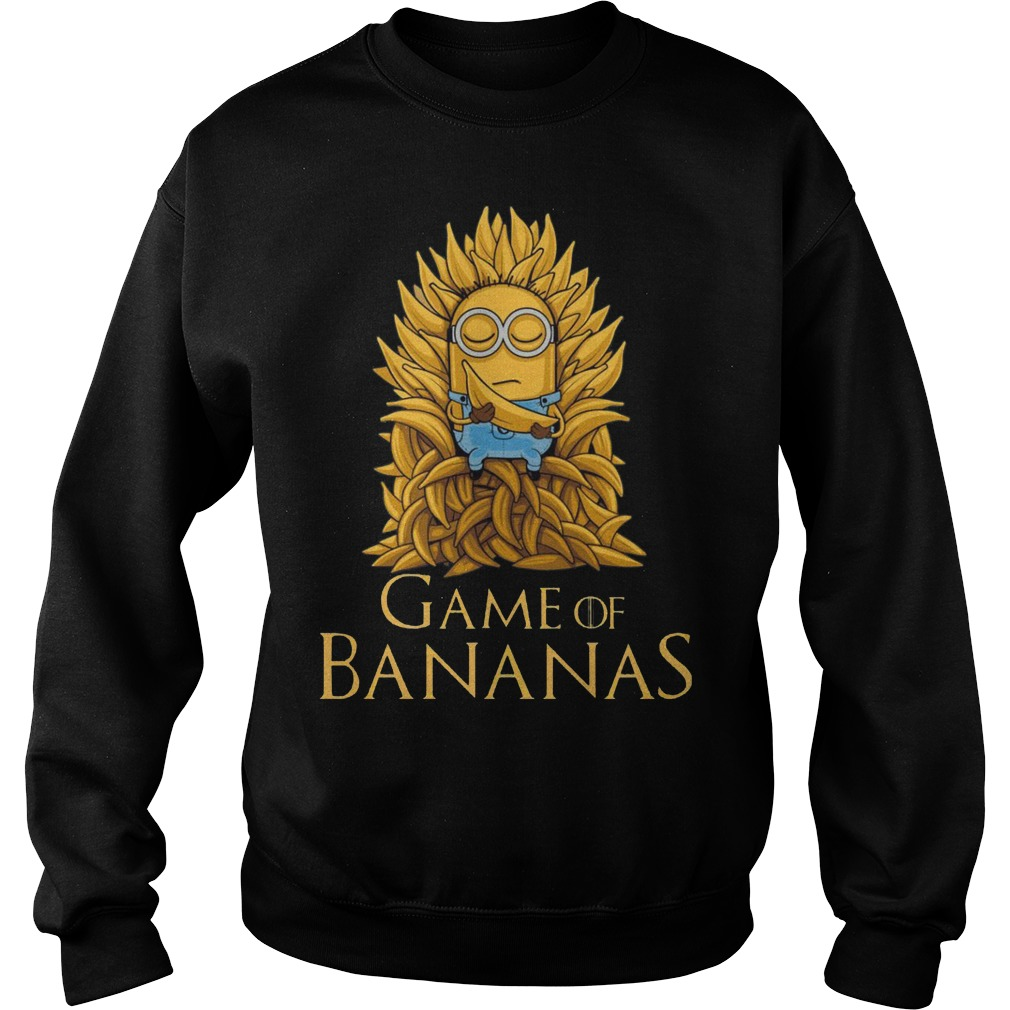 Game of Thrones: Minions Game of Bananas Sweater
