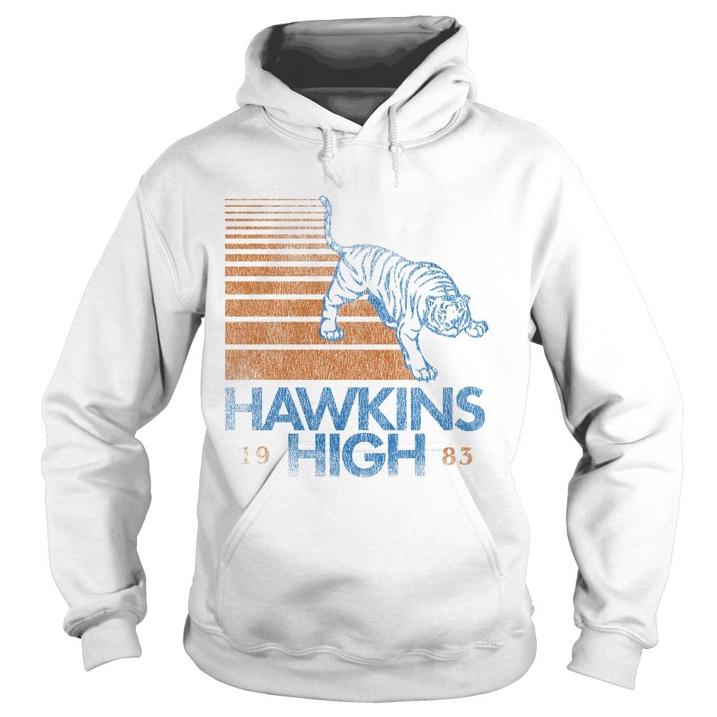 Hawkins High Stranger Things Hoodie