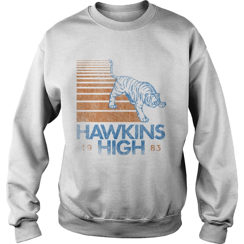Hawkins High Stranger Things Sweater