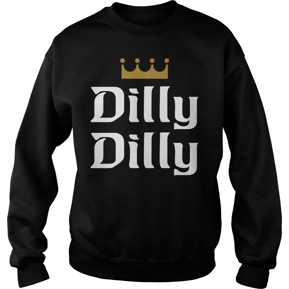 Official dilly dilly Sweater