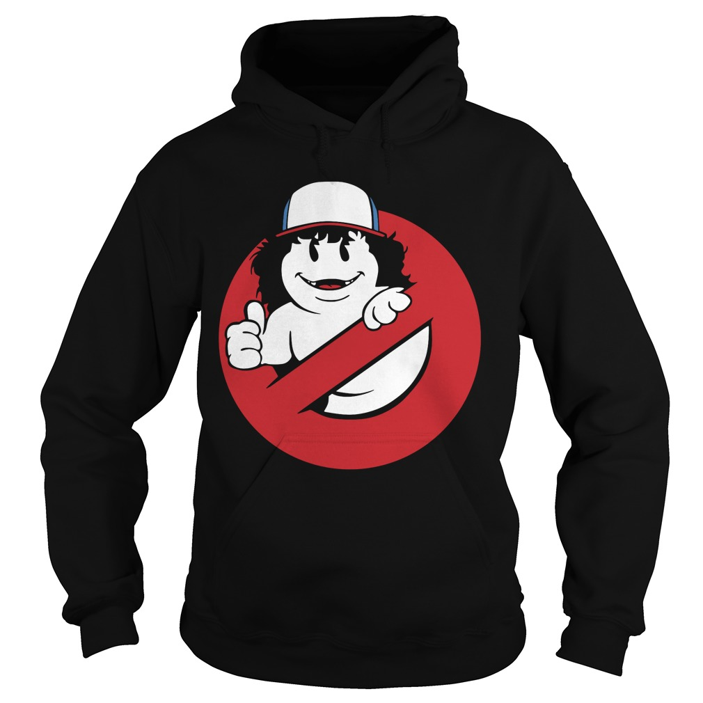 Official Gaten Matarazzo - ghostbuster tee Hoodie