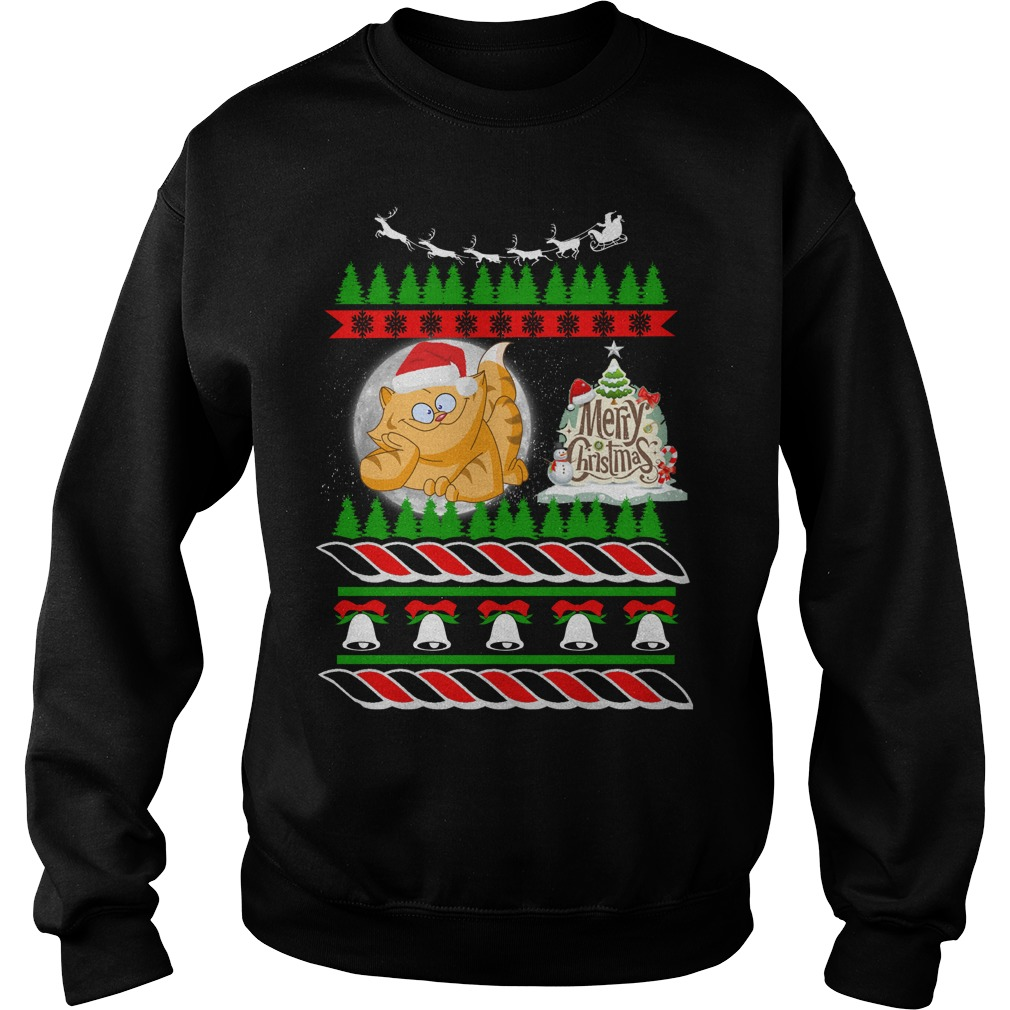 Persian ugly Christmas sweater