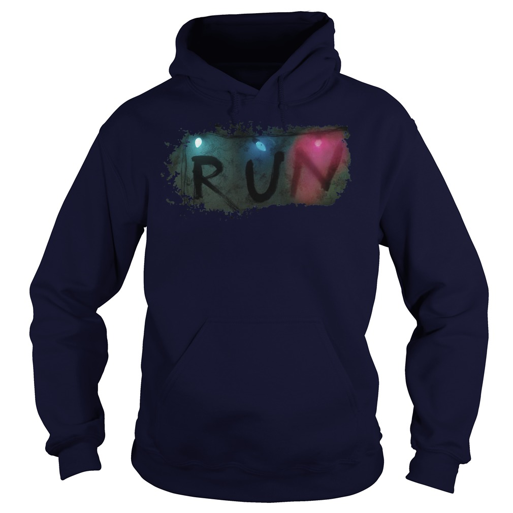 Stranger Things - RUN Hoodie