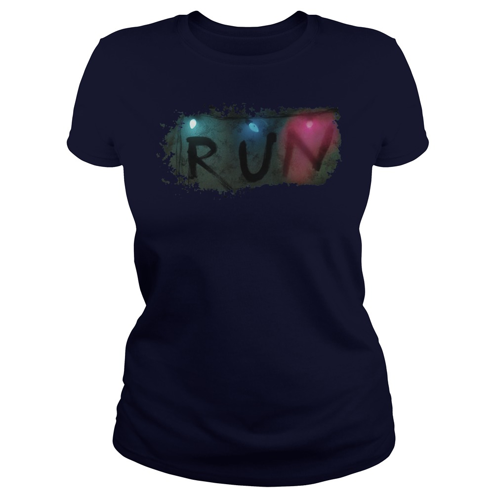 Stranger Things - RUN Ladies tee