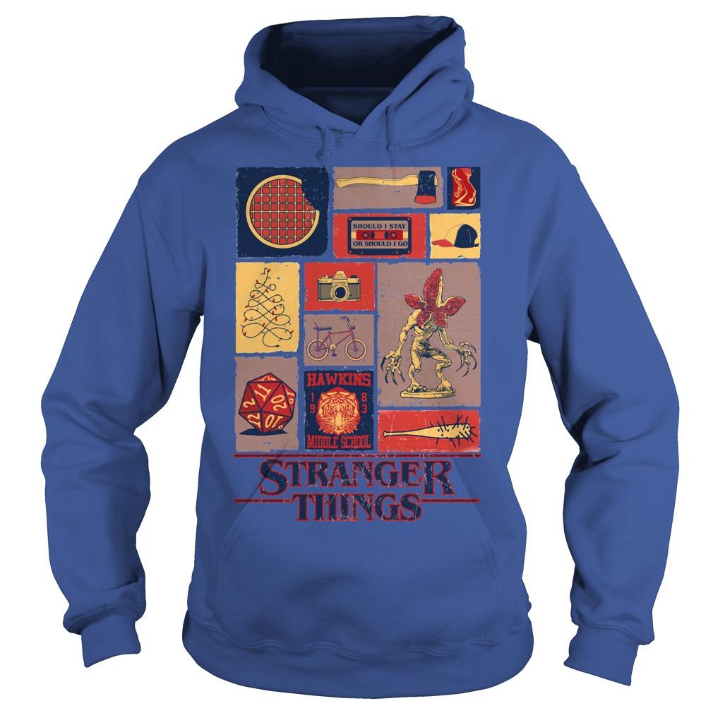 All Stranger Things season 1 Hoodie
