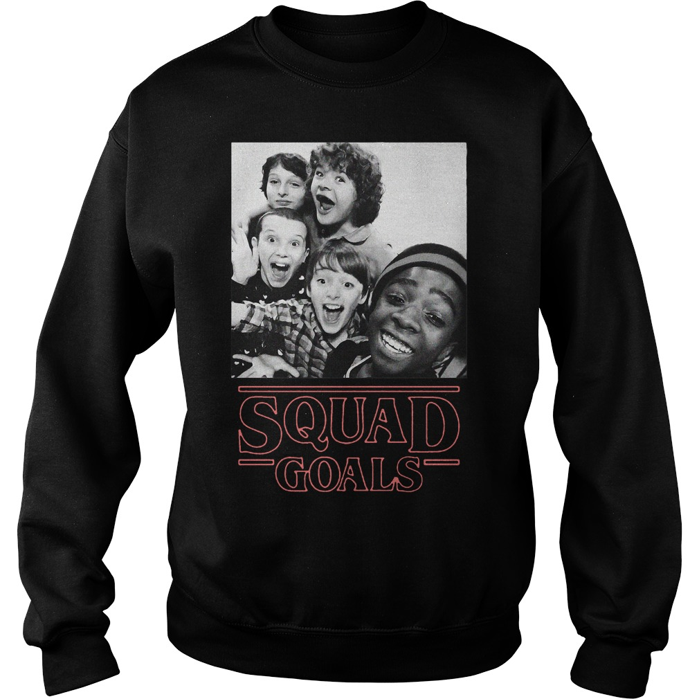 Stranger Things squad goals Sweater