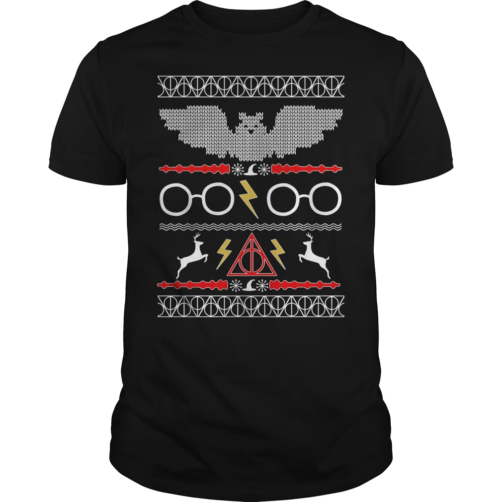 The sweater That lived Harry Potter shirt