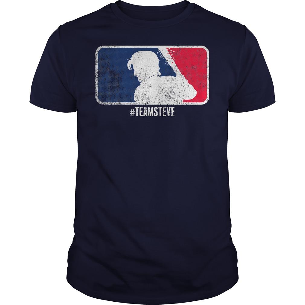 #TeamSteve Harrington Stranger Things shirt