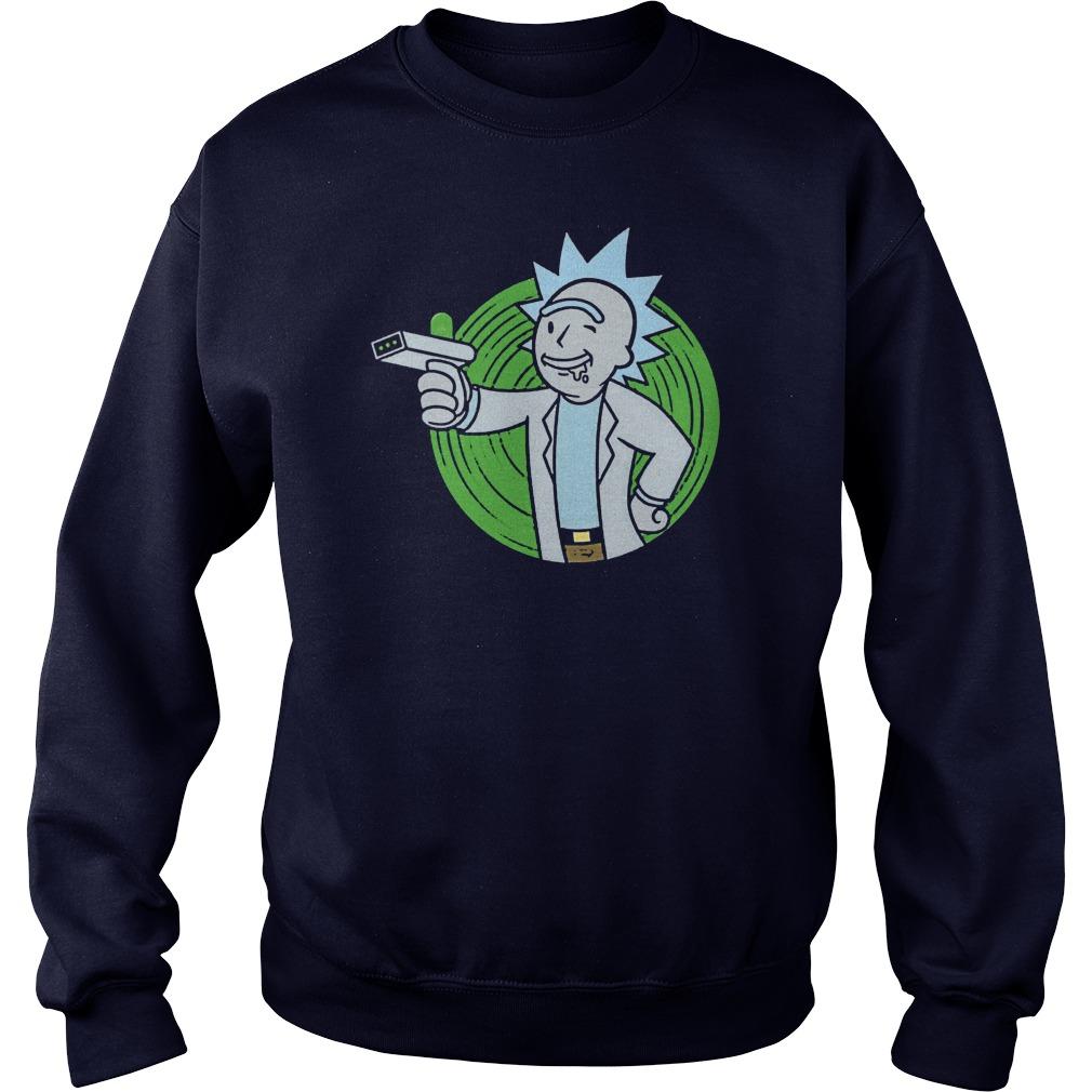 Vault Rick Sweater