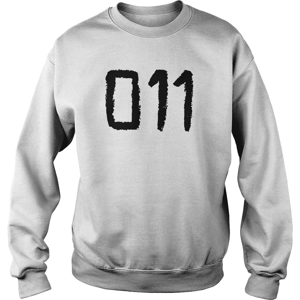 011 eleven tattoo design stranger things shirt hoodie for Eleven tattoo stranger things