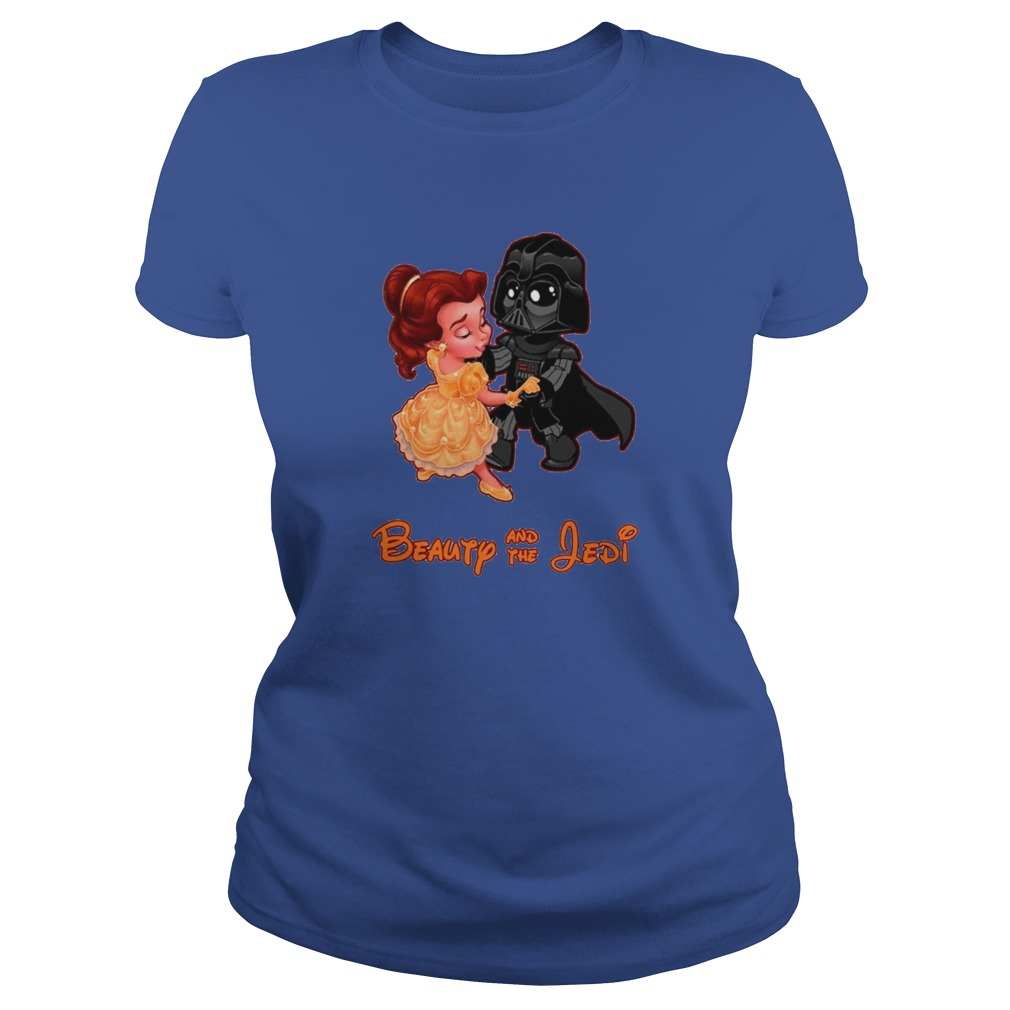 Beauty and the Ledi Ladies tee