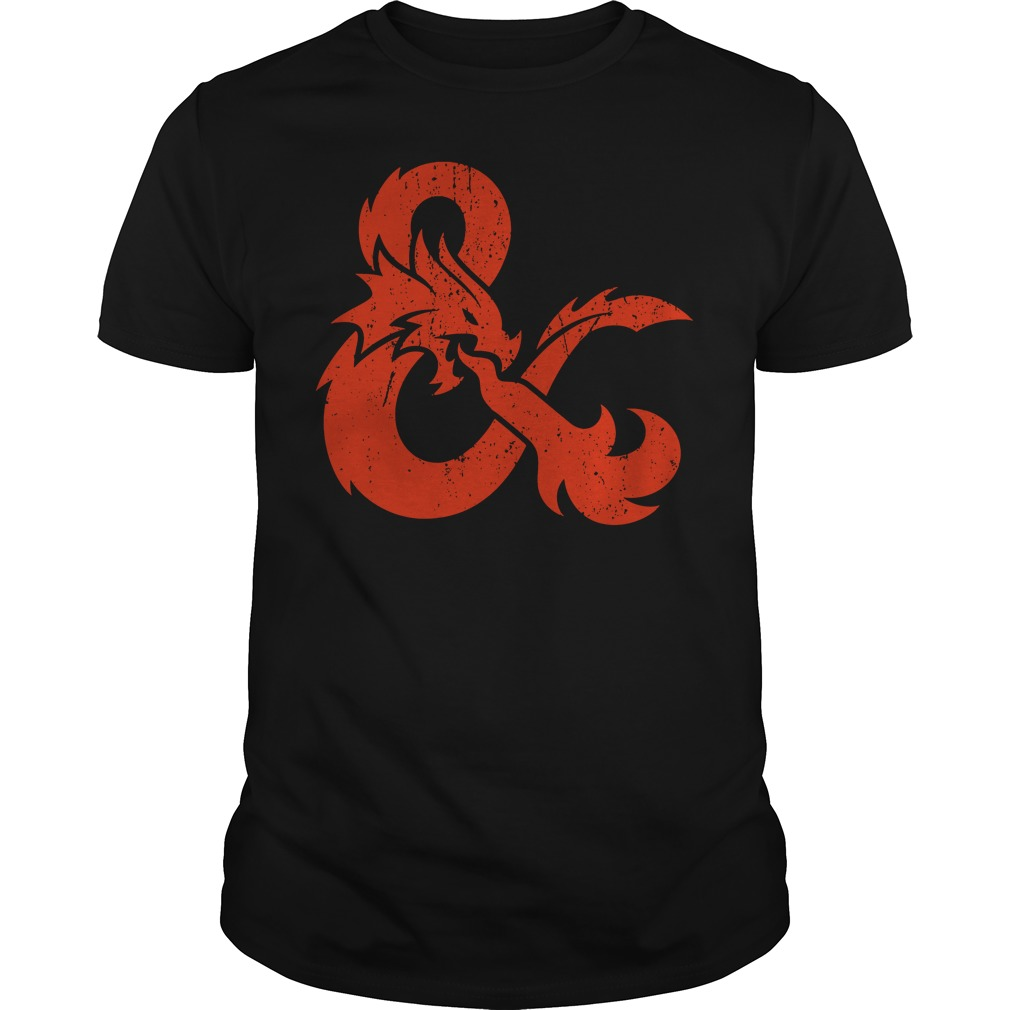 Dungeons and Dragons shirt