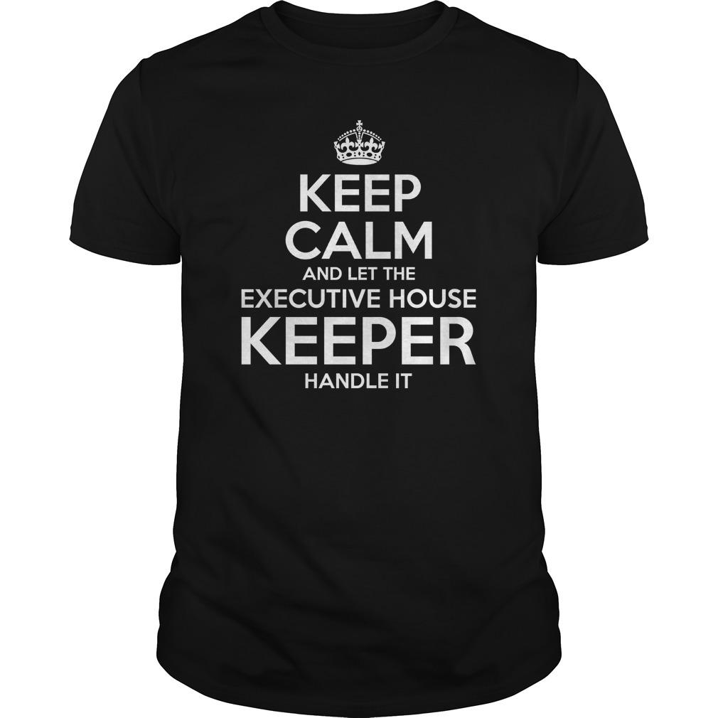Executive house keeper shirt