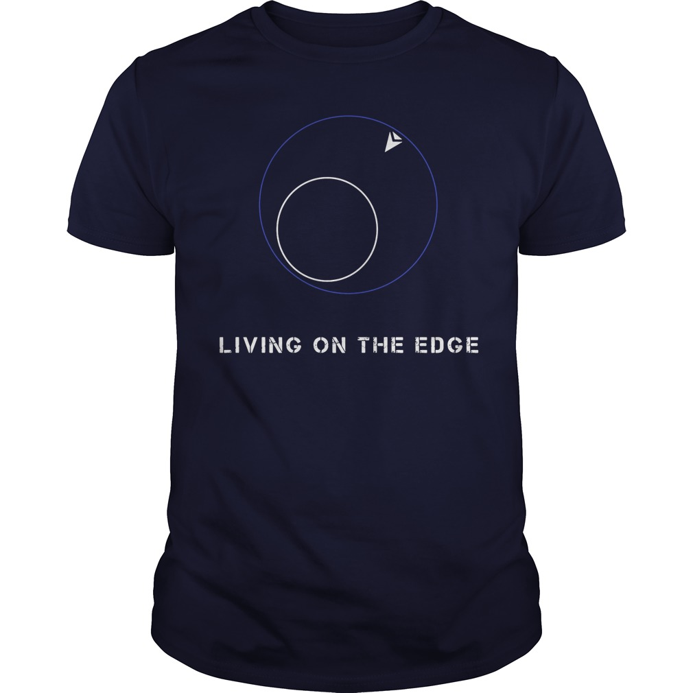 Fortnite Living on the Edge shirt