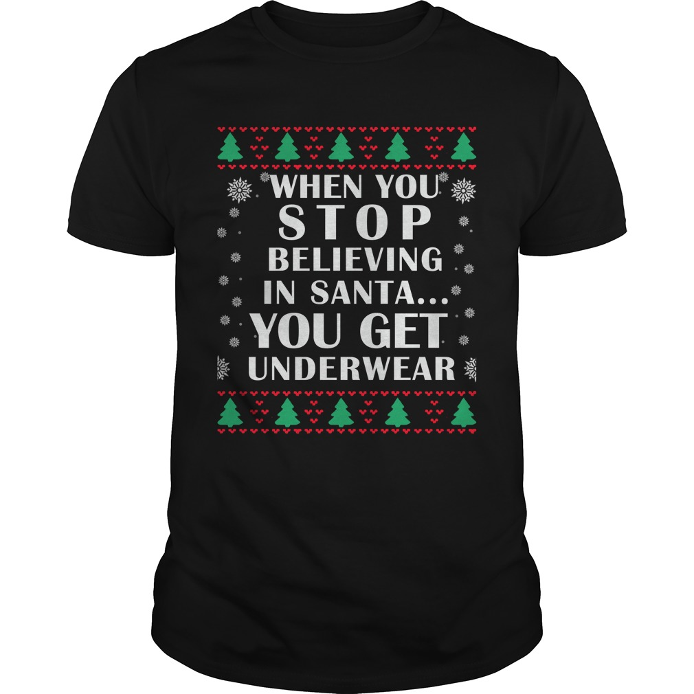 Funny ugly Christmas Guys shirt